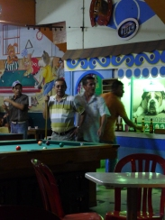 PEREIRA / bar et billard